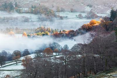 Misty Morning, Glenridding