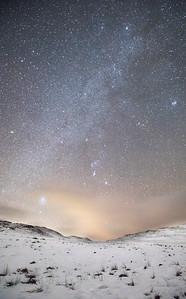Starry Night Sky, Dockray