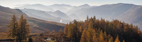 Lake District- Borrowdale, Ashness, Walla Crag, Askrigg Stone Circle, Skiddaw