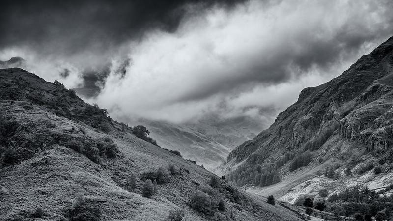 Low Crag, Seathwaite