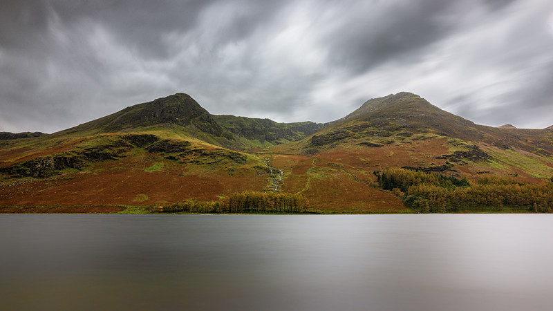 Buttermere to High Stile and High Crag