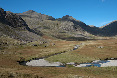 Horn Crag and Scale Gill