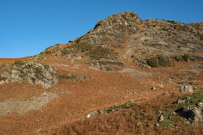 Red Dell and Long Crag