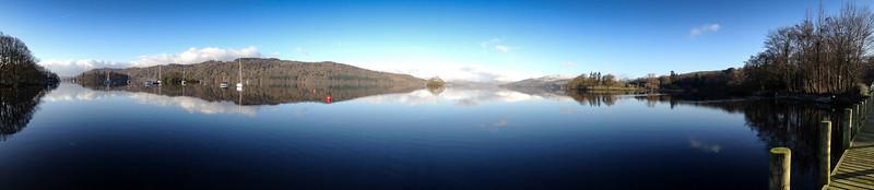 The Lake District Panoramic photographs