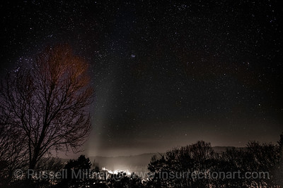 Stars over Bowness