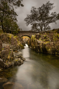 Birks Bridge on the River Duddon
