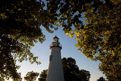 Morning Marblehead Lighthouse