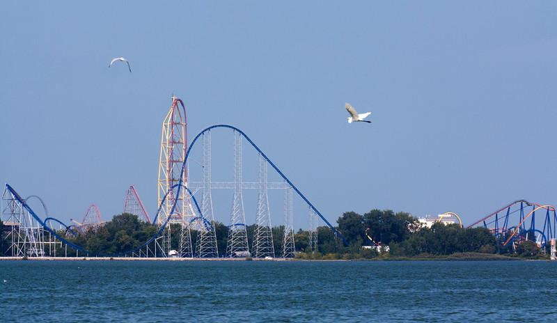 Sandusky Amusement Park