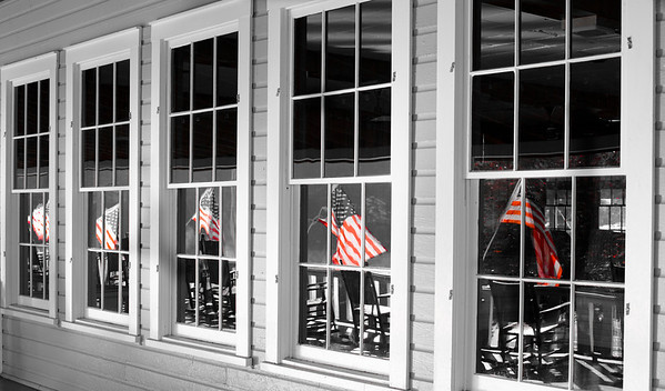 Reflections of Old Glory