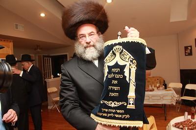 Lake Forest Hachnosas Sefer Torah