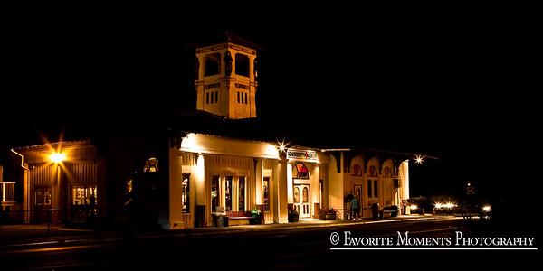 Steamboat Station, Lake George, NY