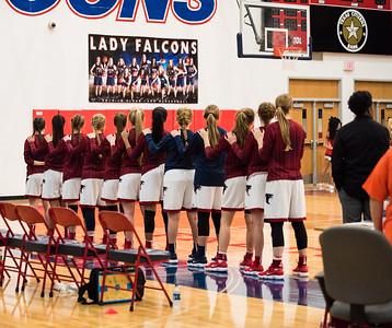 Lake Girls Basketball Senior Night 2018