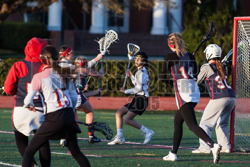 Lake Brantley Patriots @ Lake Higland Prep Higlanders Girls Varsity Lacrosse - 2015 -DCEIMG-7087
