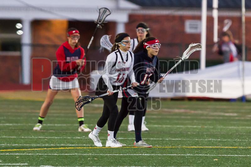 Lake Brantley Patriots @ Lake Higland Prep Higlanders Girls Varsity Lacrosse - 2015 -DCEIMG-6400