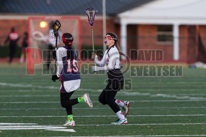 Lake Brantley Patriots @ Lake Higland Prep Higlanders Girls Varsity Lacrosse - 2015 -DCEIMG-6311