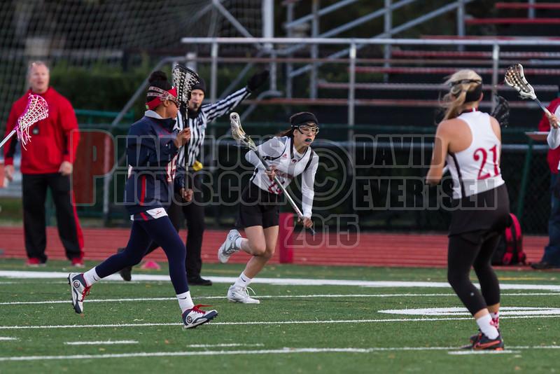 Lake Brantley Patriots @ Lake Higland Prep Higlanders Girls Varsity Lacrosse - 2015 -DCEIMG-6294