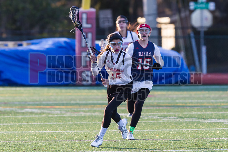 Lake Brantley Patriots @ Lake Higland Prep Higlanders Girls Varsity Lacrosse - 2015 -DCEIMG-6111