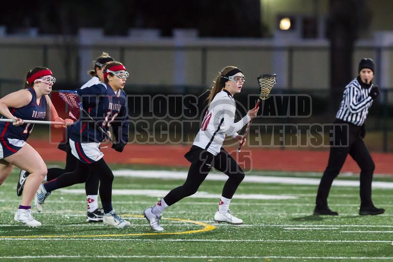 Lake Brantley Patriots @ Lake Higland Prep Higlanders Girls Varsity Lacrosse - 2015 -DCEIMG-6405