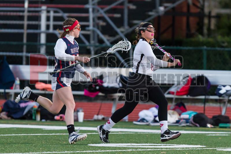 Lake Brantley Patriots @ Lake Higland Prep Higlanders Girls Varsity Lacrosse - 2015 -DCEIMG-6273