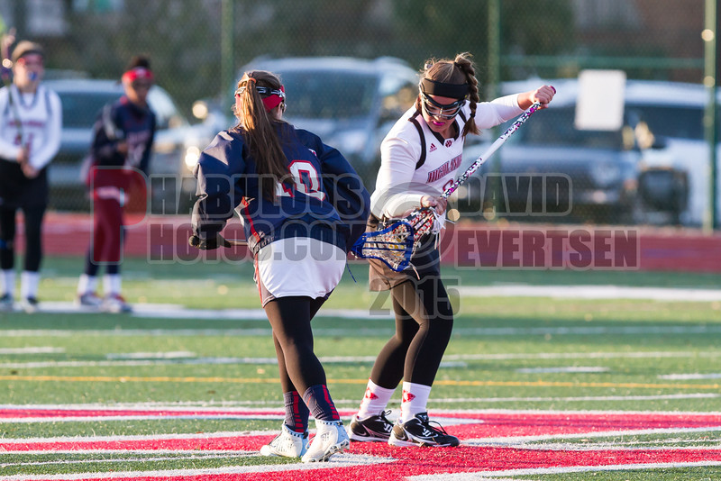 Lake Brantley Patriots @ Lake Higland Prep Higlanders Girls Varsity Lacrosse - 2015 -DCEIMG-6125