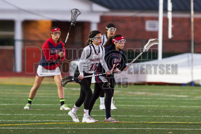 Lake Brantley Patriots @ Lake Higland Prep Higlanders Girls Varsity Lacrosse - 2015 -DCEIMG-6399