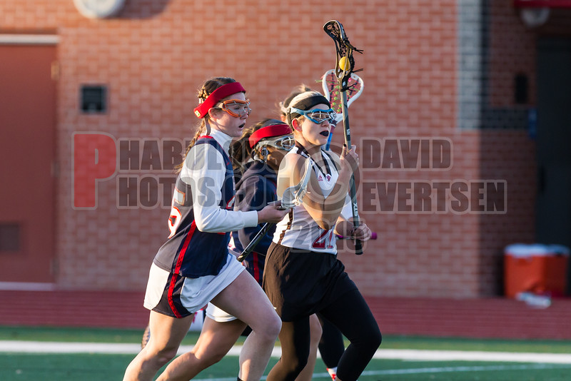 Lake Brantley Patriots @ Lake Higland Prep Higlanders Girls Varsity Lacrosse - 2015 -DCEIMG-6191