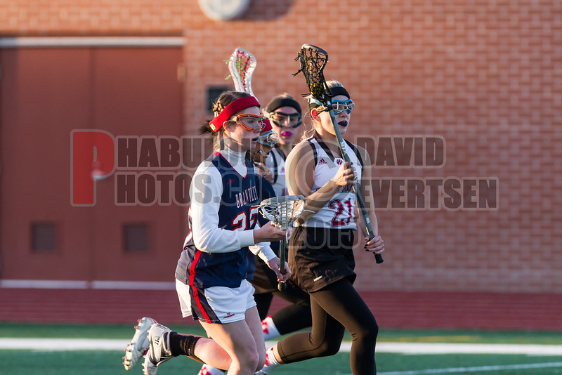 Lake Brantley Patriots @ Lake Higland Prep Higlanders Girls Varsity Lacrosse - 2015 -DCEIMG-6190