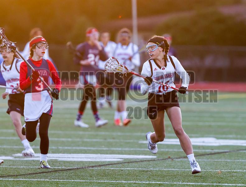 Lake Brantley Patriots @ Lake Higland Prep Higlanders Girls Varsity Lacrosse - 2015 -DCEIMG-6254