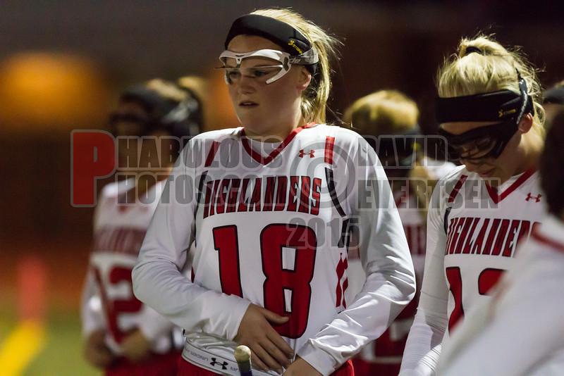 Lake Brantley Patriots @ Lake Higland Prep Higlanders Girls Varsity Lacrosse - 2015 -DCEIMG-6446