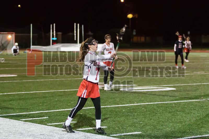 Lake Brantley Patriots @ Lake Higland Prep Higlanders Girls Varsity Lacrosse - 2015 -DCEIMG-7360