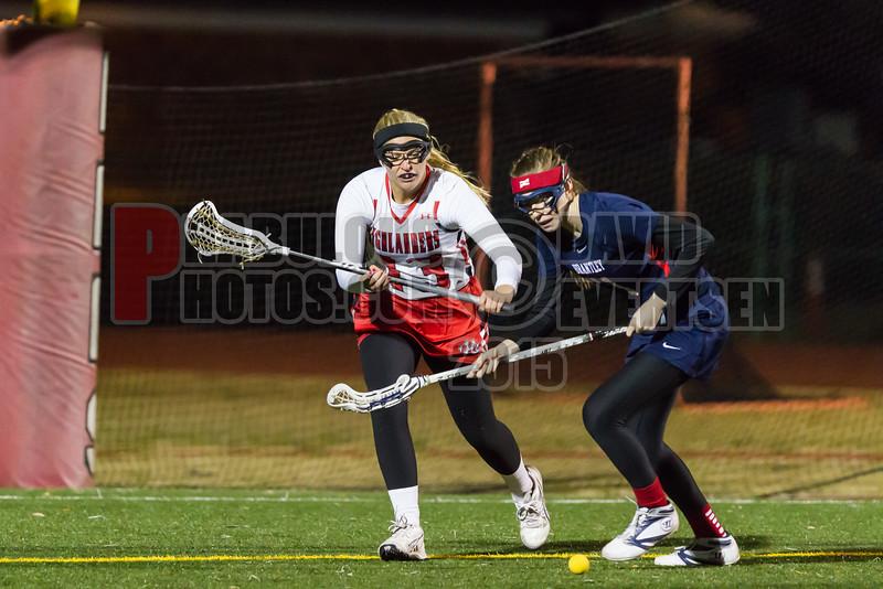 Lake Brantley Patriots @ Lake Higland Prep Higlanders Girls Varsity Lacrosse - 2015 -DCEIMG-6978