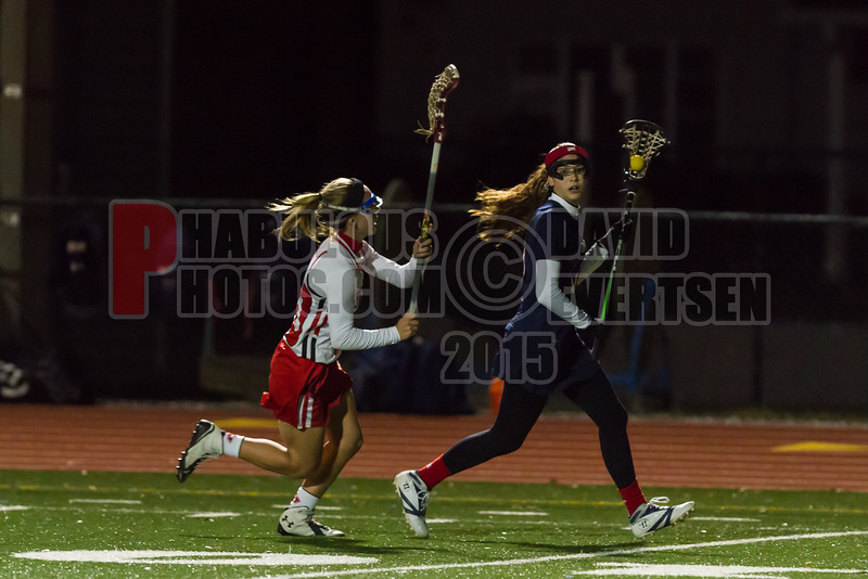 Lake Brantley Patriots @ Lake Higland Prep Higlanders Girls Varsity Lacrosse - 2015 -DCEIMG-6632