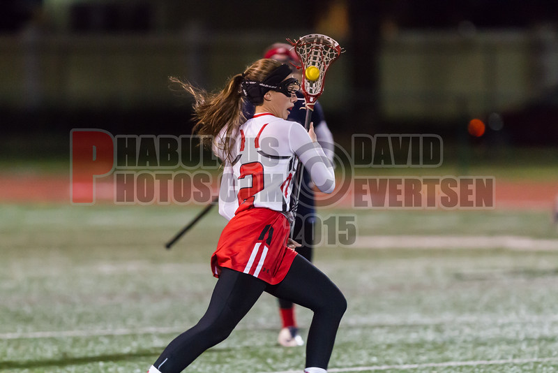 Lake Brantley Patriots @ Lake Higland Prep Higlanders Girls Varsity Lacrosse - 2015 -DCEIMG-6462