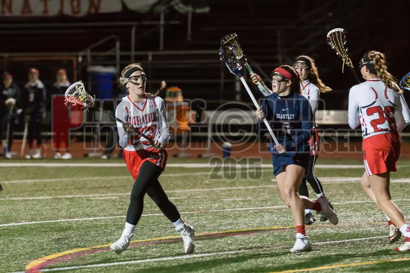 Lake Brantley Patriots @ Lake Higland Prep Higlanders Girls Varsity Lacrosse - 2015 -DCEIMG-7321