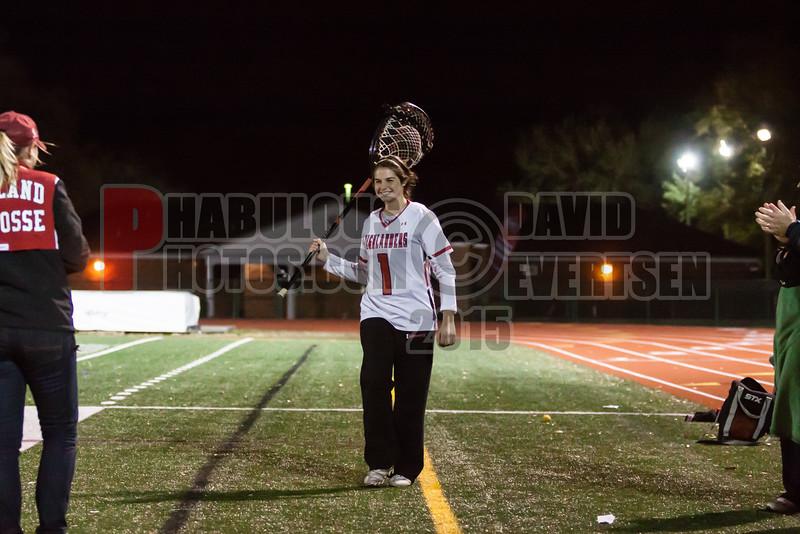 Lake Brantley Patriots @ Lake Higland Prep Higlanders Girls Varsity Lacrosse - 2015 -DCEIMG-7286