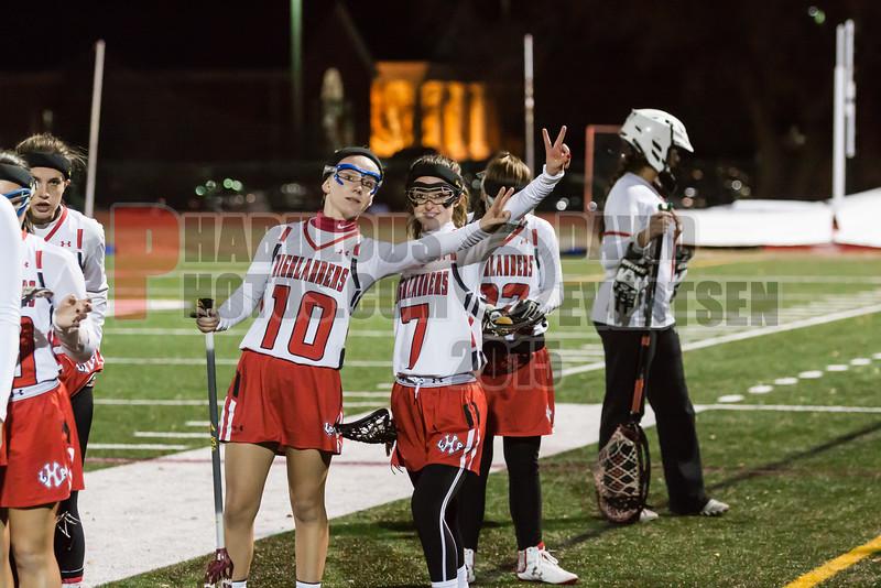 Lake Brantley Patriots @ Lake Higland Prep Higlanders Girls Varsity Lacrosse - 2015 -DCEIMG-7203