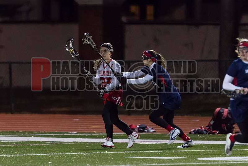 Lake Brantley Patriots @ Lake Higland Prep Higlanders Girls Varsity Lacrosse - 2015 -DCEIMG-6477