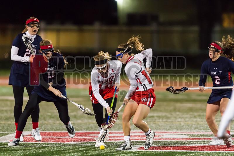 Lake Brantley Patriots @ Lake Higland Prep Higlanders Girls Varsity Lacrosse - 2015 -DCEIMG-7072