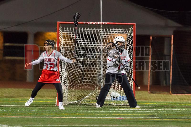 Lake Brantley Patriots @ Lake Higland Prep Higlanders Girls Varsity Lacrosse - 2015 -DCEIMG-6783