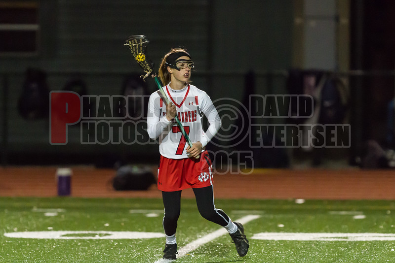 Lake Brantley Patriots @ Lake Higland Prep Higlanders Girls Varsity Lacrosse - 2015 -DCEIMG-6802