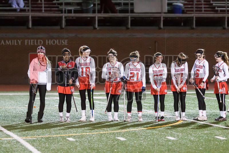 Lake Brantley Patriots @ Lake Higland Prep Higlanders Girls Varsity Lacrosse - 2015 -DCEIMG-7291