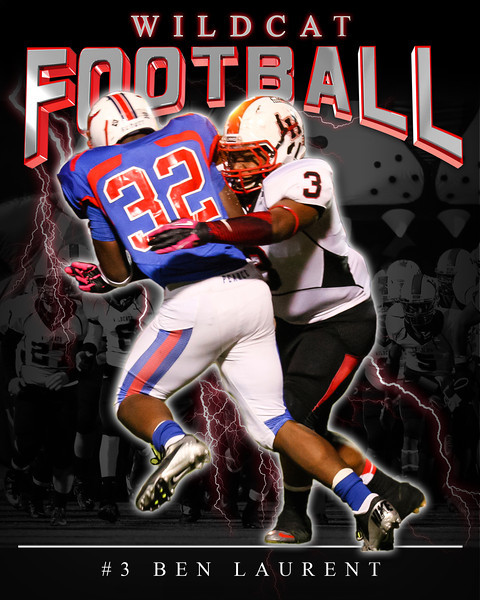 Wildcat football-2012 B_Laurent_3