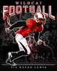 Wildcat football-2012 K_Lewis_16