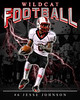 Wildcat football-2012 J_Johnson_6