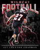 Wildcat football-2012 Chapman_27