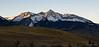 Mt. Wilson & Wilson Peak at Sunrise