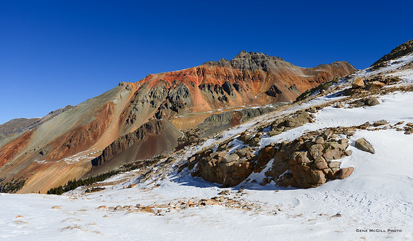 Vermilion Peak, Fuller Peak