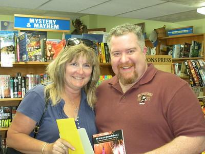 Book Signing - Center Harbor 036