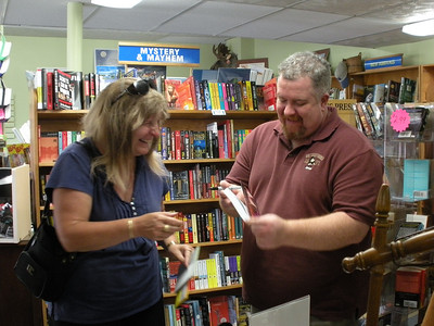 Book Signing - Center Harbor 038