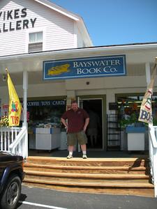Book Signing - Center Harbor 011